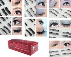 amazon com bundle monster 70 pairs fake false eyelashes 7