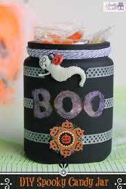 Halloween Candy Jars by 10 Diy Halloween Candy Projects