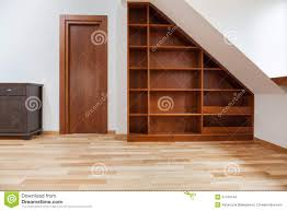 stylish bookshelf stock images image 15759544