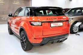 orange range rover range rover evoque 2015 the elite cars for brand new and pre