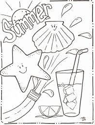 beach coloring pages preschool summer coloring pages beach fun boredom busters and craft