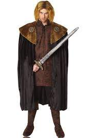 medieval halloween costume medieval king cape escapade uk