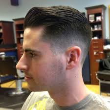 best hairstyle for large nose good haircut for big nose man hair