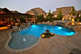 free form pools residential pools and spas freeform gallery
