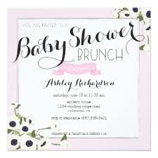 baby shower brunch invitations baby shower brunch invitations diabetesmang info