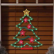 indoor lighted silhouette christmas lights ebay