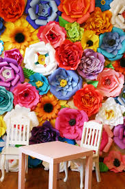 photo backdrop paper baby shower backdrop paper flower backdrop paper flowers