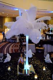 ostrich feather centerpiece ostrich feather centerpiece eiffel tower vase rentals online 49 day