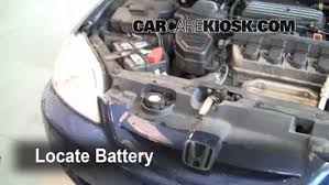 battery replacement 2001 2005 honda civic 2001 honda civic ex