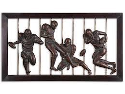 Uttermost Metal Wall Decor 43 Best Sport Decor Images On Pinterest Sports Decor