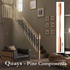Banister Parts Quays Contemporary Stairparts This Slender Design Is Growing In