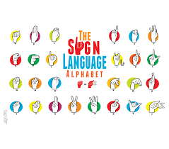 sign language alphabet wrap tervis official store
