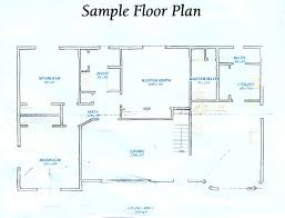 one level floor plans webshoz com