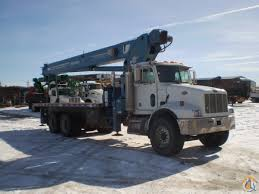 used manitex 30100 boom truck crane for in denver colorado on