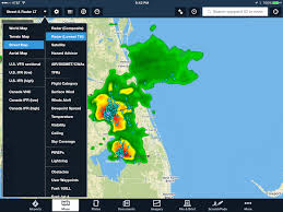 Florida Weather Radar Map by Aviation Weather Foreflight