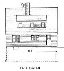 Box House Plans Saltbox House Plans Small Saltbox Home Plans Salt Box House Plans