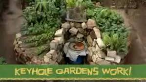 feeding the world with rocks raised bed keyhole gardens in africa