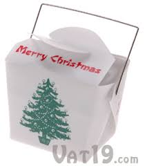 where can i buy christmas boxes takeout boxes miniature animated christmas