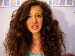 hairstyles for curly and messy hair curly hair series messy bun youtube