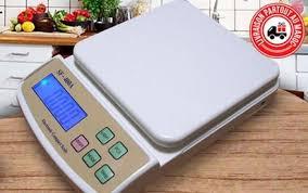 balance de cuisine électronique jusqu à 10kg à 89dh seulement au