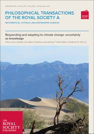 The Interplay Of Physical And Tailoring Climate Projections Philosophical Transactions Of The