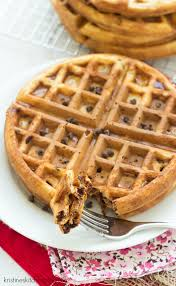 Toaster Waffles Healthy Chocolate Chip Waffles Kristine U0027s Kitchen