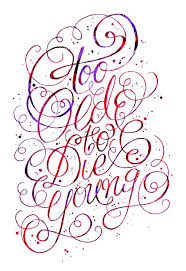 54 best calligraphy images on pinterest creative lettering