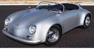 porsche speedster kit car 356 speedster replica