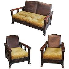 Dutch Modern Furniture by 1920s Dutch Colonial Suite Of Furniture Living Room Set Of Sofa