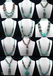 beads necklace wholesale images Best wholesale excellent coral turquoise jade shell gemstone jpg