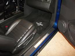 Mustang Shelby Gt500 Black Lloyd Mustang Front U0026 Rear Floor Mats W Shelby Gt500 Logo Black