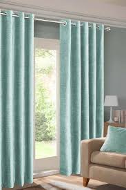 Teal Curtains Balmoral Teal Ready Made Eyelet Curtains Harry Corry Limited