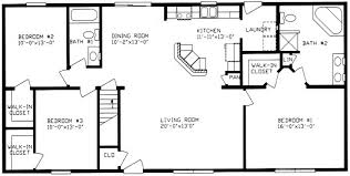 ranch house floor plan stylish inspiration 2 bedroom ranch house plans with garage