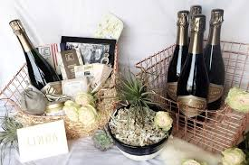 what to put in a wine basket what to put in a bridesmaid box items that your