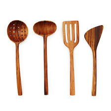 wooden kitchen utensils wood tools for cooking uncommongoods
