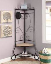 entryway bench coat rack ebay