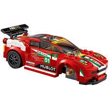 ferrari lego speed champions lego speed champions 75908 ferrari 458 italia gt2 original
