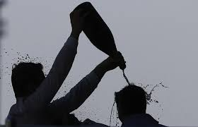champagne silhouette russian ministry of sport wants real champagne for fifa world cup
