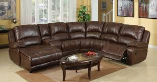 Grey Leather Reclining Sofa Sofa Leather Recliner Sectional Sofa Commendable U201a Alarming