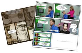 3 ways to make your e learning course look like a comic book the