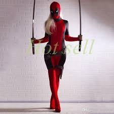 cool costumes 2017 cool deadpool costume women marvel costumes