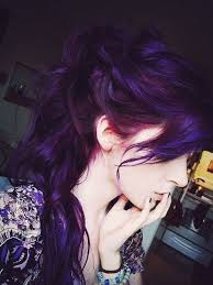 black hairstyles purple 45 best hairstyles using the fashionable shade of purple