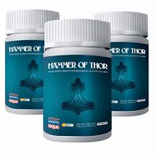 imported hammer of thor capsule made in uk nutrition food