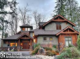 Rustic House Plans  Best Adorable Rustic Mountain Home Designs - Rustic home designs