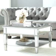 cheap mirrored coffee table mirror top coffee table atech me