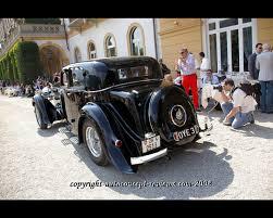 rolls royce sport royce phantom iii sport saloon barker 1937