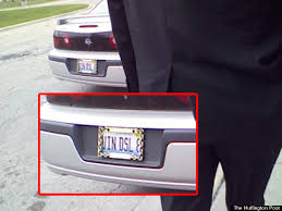 Florida Vanity Plate Cost 22 Vanity Plates That Will Make You Shake Your Head Huffpost