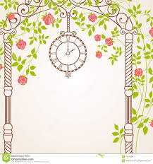Wedding Arch Garden Wedding Arch Garden Stock Illustrations U2013 255 Wedding Arch Garden