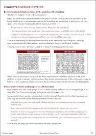 Affect Vs Effect Worksheet Lesson Design For Formative Assessment