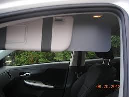 lexus of melbourne coupons amazon com gray set of visormates side window sun visor